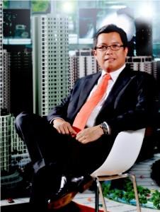 Direktur Utama Perum Perumnas, Himawan Arief Sugoto.