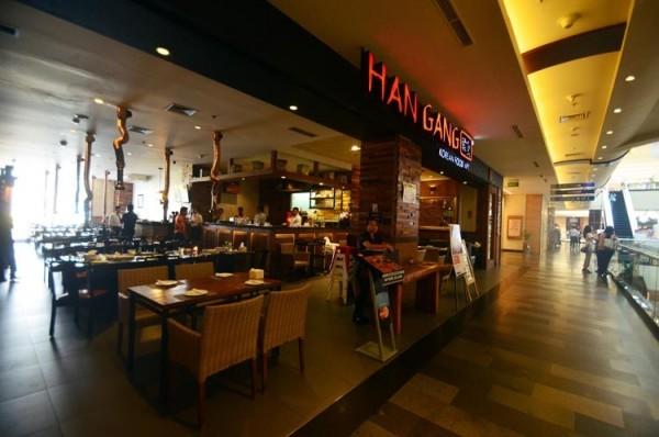 Ritel-kongkow di mall-next