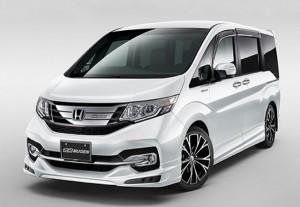 Honda Step Wagon Spada Mugen
