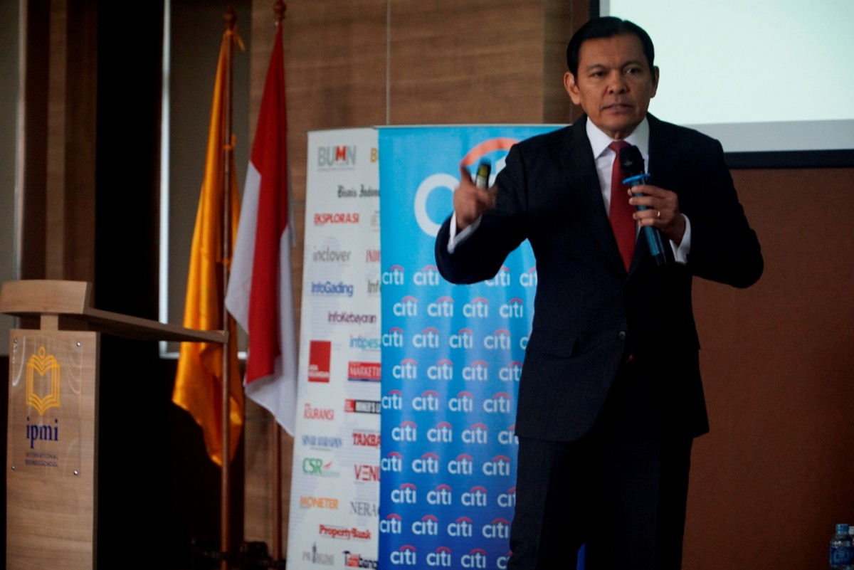Chief Executive Officer Citi Indonesia Batara Sianturi