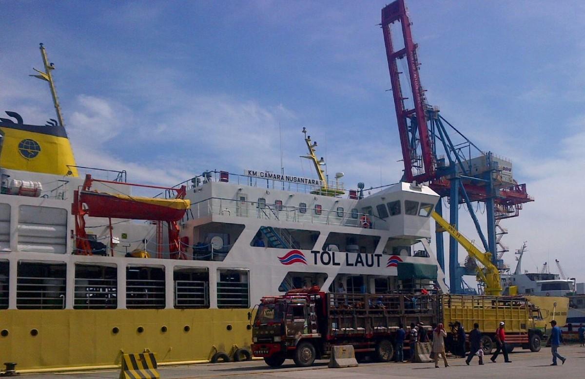 Kapal Ternak Tol Laut Camara Nusantara (Camnus)  1