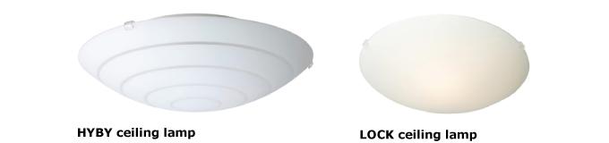 plafon lampu