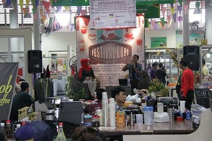 Festival Kopi, Coklat, dan Teh di Bekasi