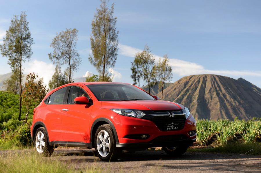 Honda HR-V juga menjadi  menjadi penyumbang penjualaan signifikan Honda.  Ist