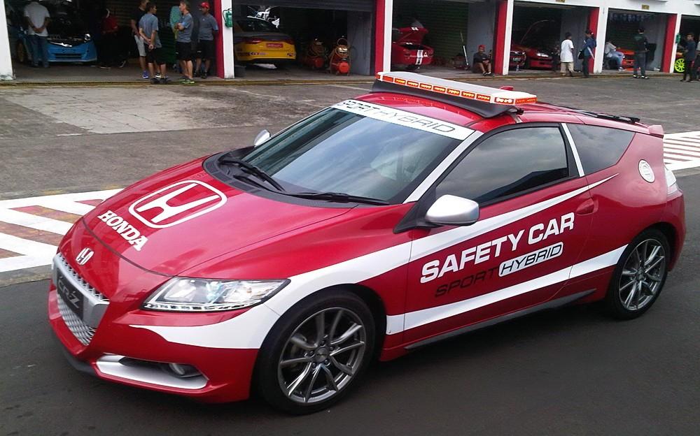 Honda CR-Z Safety Car  Ist