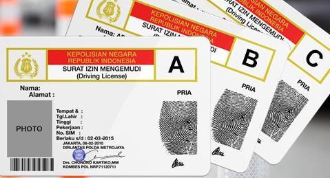 Buruan perpanjang SIM sebelum habis masa berlakunya.  Ist