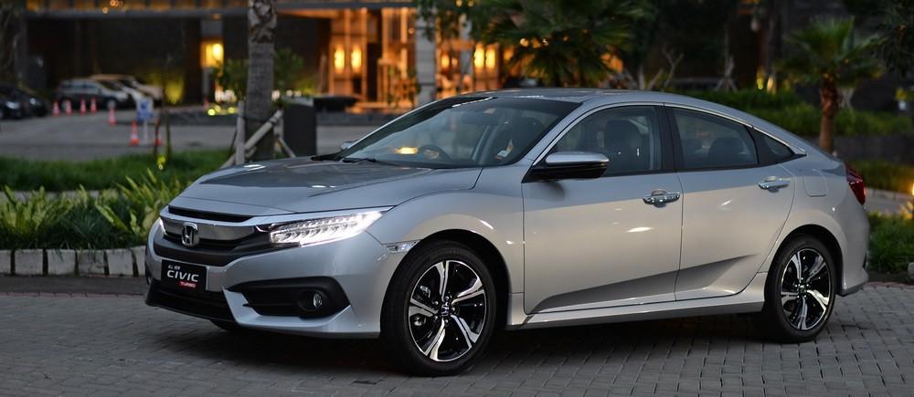 All New Honda Civic Turbo Ist