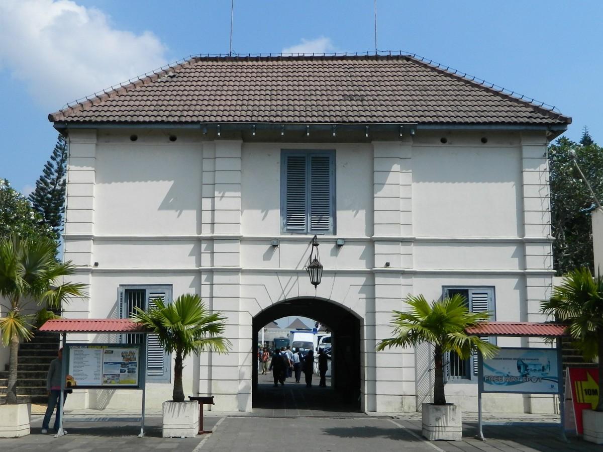 Benteng Vredeburg 3