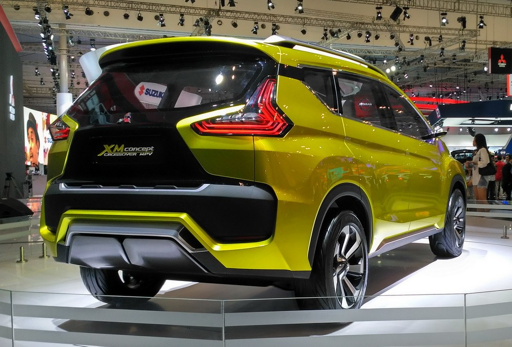 Mitsubishi XM Concept (NExtID)