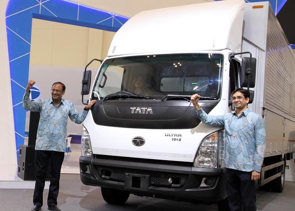 Tata Ultra 1012 yang menjadi andalan TMDI. Ist