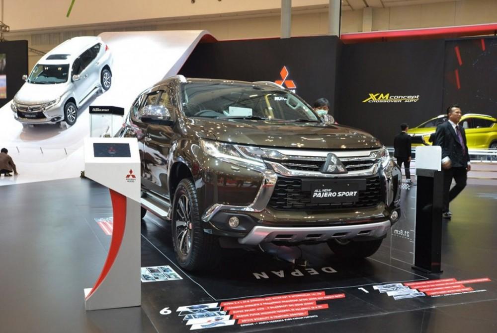 """Mitsubishi Pajero Sport yang menyabet penghargaan ARCA 2016 sebagai """"Favorite Medium SUV 4x4"""" dan """"Favorite Medium SUV 4x2.""""  Ist"""