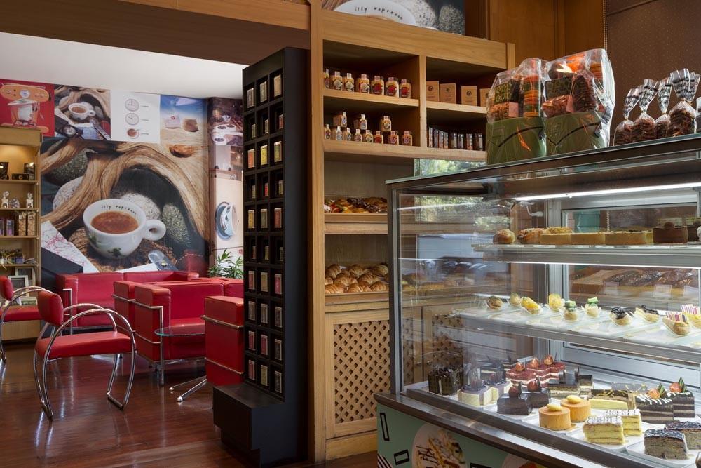 La Boutique Gourmande Cake Shop. (NextID)