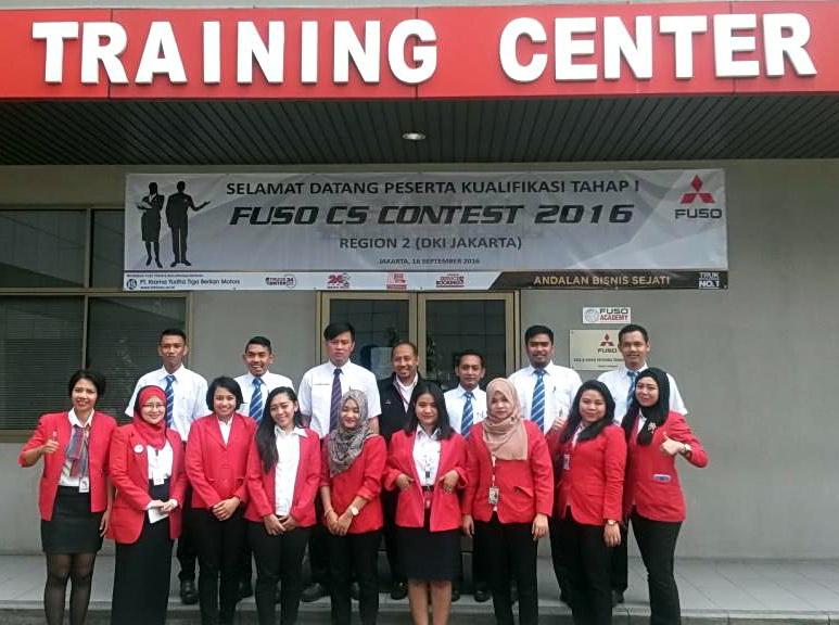 Acara serupa yang digelar di region 1 Jakarta.  Ist