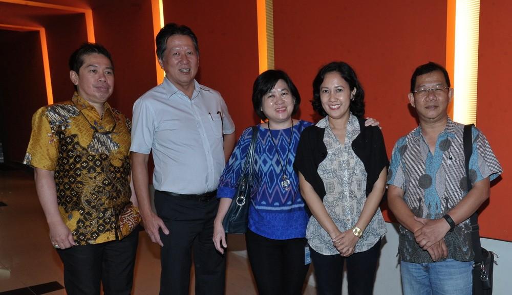 Inilah para pengurus Gatomi yang terpilih.  Ist