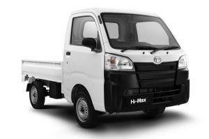 Sosok Daihatsu Hi-Max yang lebih jelas.  Ist