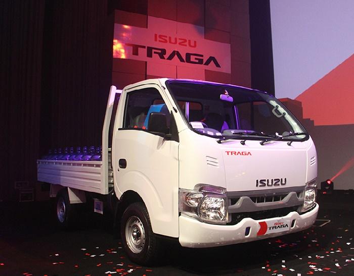 Isuzu Traga dihadirkan untuk memberi alternatif kepada konsumen atas produk terbaik di segmennya.  Ist