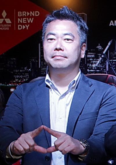Osamu Iwaba yang akan digantikan Michimasa Kono per 4 Agustus 2018.  Ist