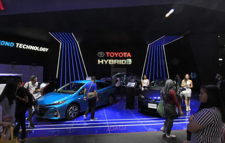 Berbagai teknologi yang dibawa Toyota tersebut merupakan bentuk komitmen dalam memberikan edukasi dan pemahaman kepada pengunjung mengenai teknologi ramah lingkungan yang menjadikan Bumi dalam keadaan yang lebih baik ke depan.  Ist