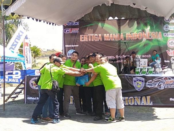 Komunitas Ermania menggelar acara di Malang, tak kalah seru karena Munas tahun ini berlangsung sangat menarik, karena tidak hanya sebagai ajang silaturahmi tapi juga banyak kegiatan lain yang dilakukan.  Ist
