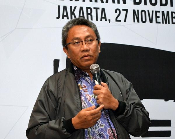 Attias Astril, GM Marketing PT Isuzu Astra Motor Indonesia.  Ist