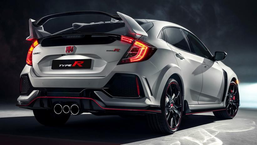 Di ajang ini Honda panen penghargaan karena Honda Civic Type R pun terplih Car of the Year untuk kategori Hot Hatch.  Ist