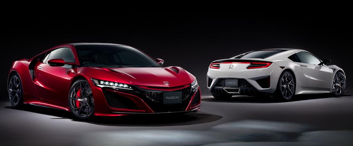 Magnet dan daya betot Honda ada di model New Honda NSX.  Ist