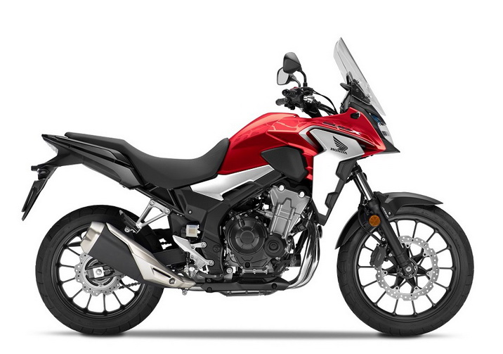 Honda CB500X  Ist
