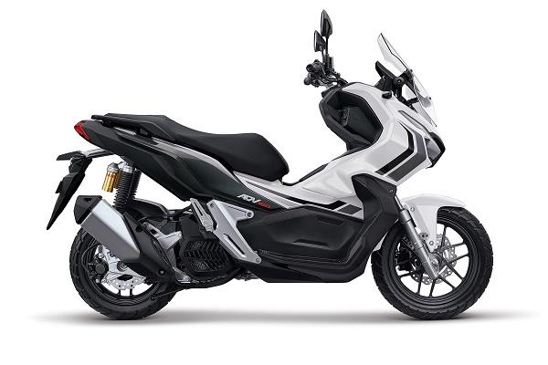 Honda ADV150 tipe ABS.  Ist