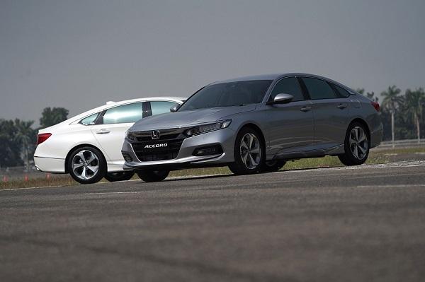 All New Honda Accord.  Ist