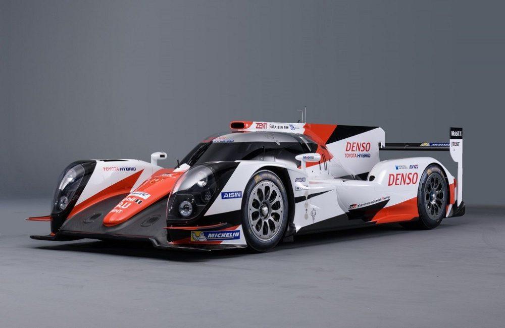 Mobil Balap Toyota di ajang ketahanan WEC TS050 yang baru saja menghadirkan juara di sirkuit Le Mans Perancis hadir menyapa masyarakat Indonesia di gelaran GIIAS 2019.  Ist