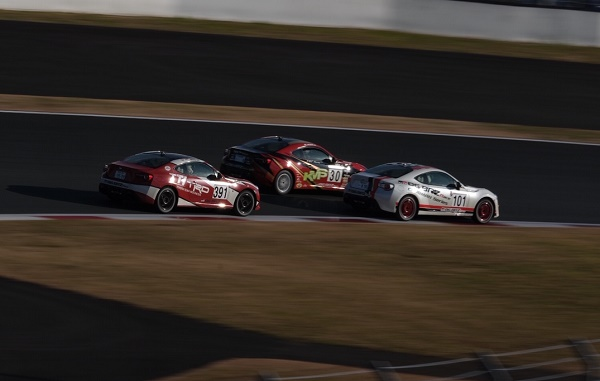 Toyota Gazoo Racing Festival (TGRF) adalah ajang motorsport internasional yang diikuti oleh para pembalap Toyota dari berbagai negara. Ist