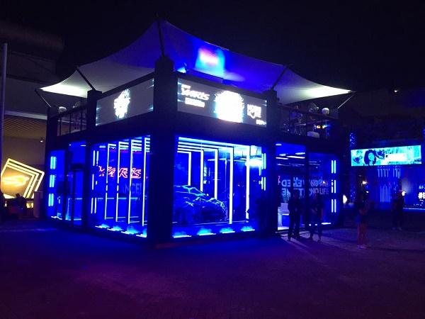 Kehadiran booth Yaris ini bisa makin memberikan kepuasan yang lebih bagi pengunjungnya dalam menikmati festival Djakarta Warehouse Project 2019.  Ist