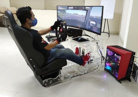 Kejuaraan HRSC mengusung konsep balap One Make Race (OMR), di mana setiap peserta menggunakan mobil balap Honda Civic Type R Sport Version akan berlomba mengumpulkan poin di sepanjang 6 seri yang digelar di sirkuit virtual  Ist
