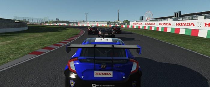 Sirkuit virtual, terdiri dari Sirkuit Suzuka, Sepang, Silverstone, Interlagos, Zaandvoort dan Estoril.  Ist