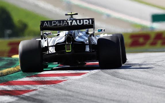 Pierre Gasly berhasil mencapai garis finis dengan baik dan berhasil mendapatkan 6 poin pada awal musim balap F1 2020 ini.  Ist